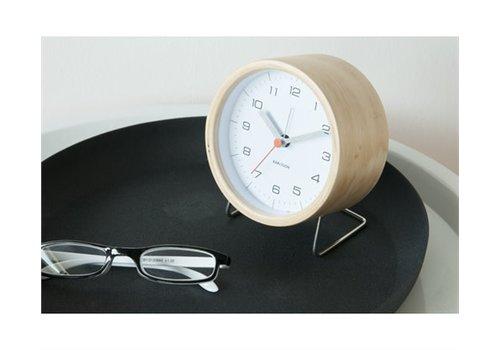 Present Time Alarm Clock Innate White Wekker