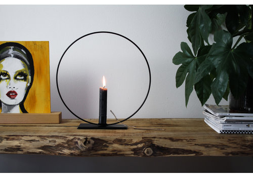 Housevitamin Candle Holder Circle Big 2