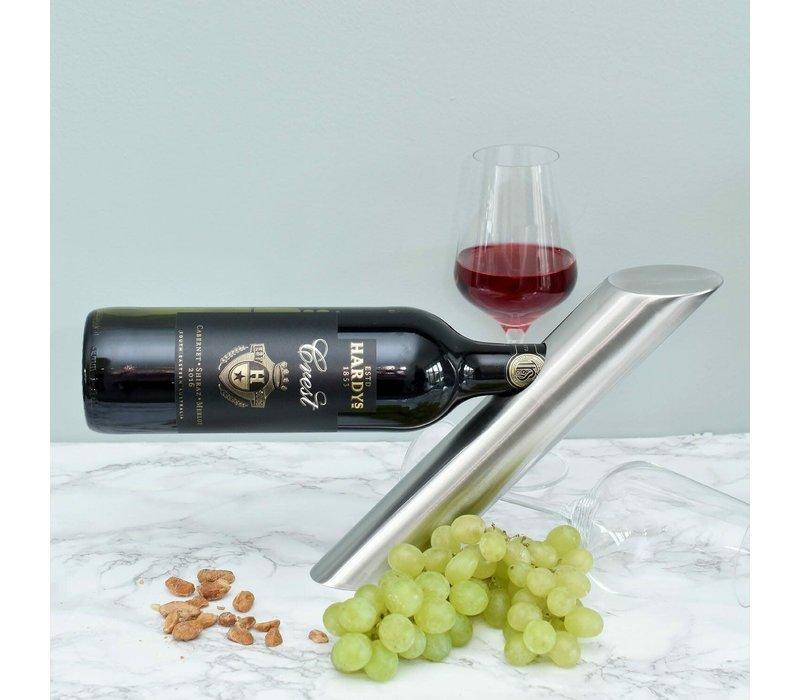 Wijnflessen houder- Balance
