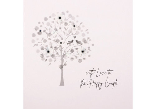 Five dollar shake To the happy couple tree