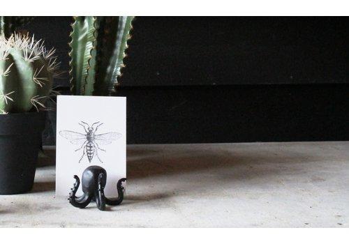 Housevitamin Cardholder Octopus 9x10x6