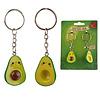 Puckator Avocado sleutelhangers set