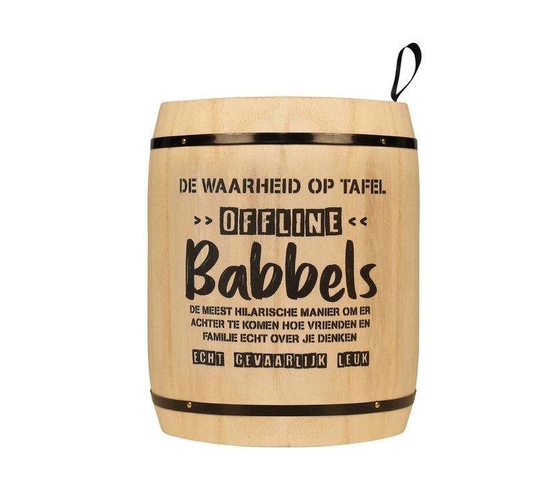 Babbels Kletspot