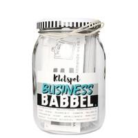 Kletspot Business Babbel