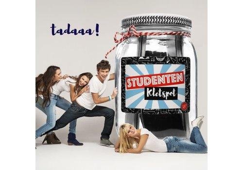 Kletspot Studenten Kletspot