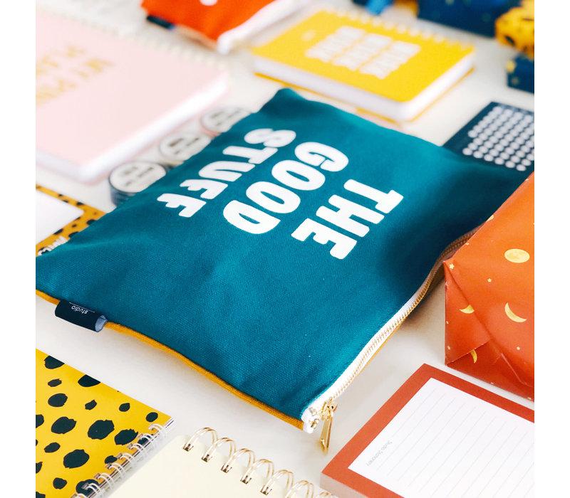 Canvas Bag - The Good Stuff - Etui