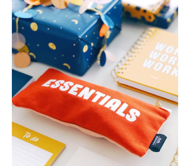 Canvas Bag - Essentials -Etui