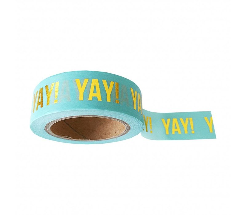 Washi Tape - Yay