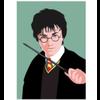 Decadence Ansichtkaart Harry Potter