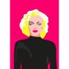 Decadence Ansichtkaart Marilyn Monroe