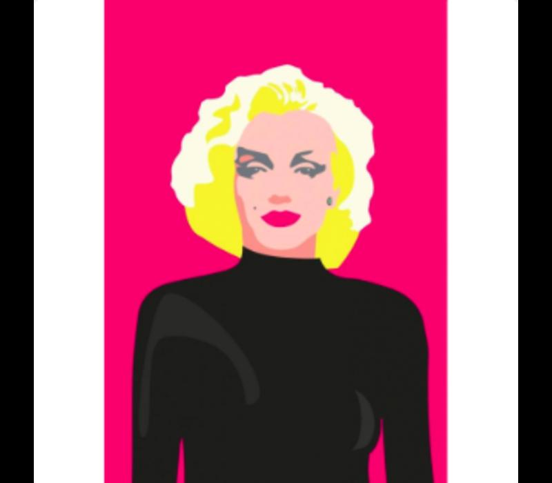 Ansichtkaart Marilyn Monroe