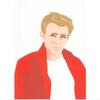 Decadence Ansichtkaart | James Dean