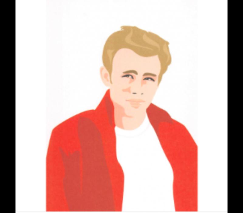Ansichtkaart | James Dean