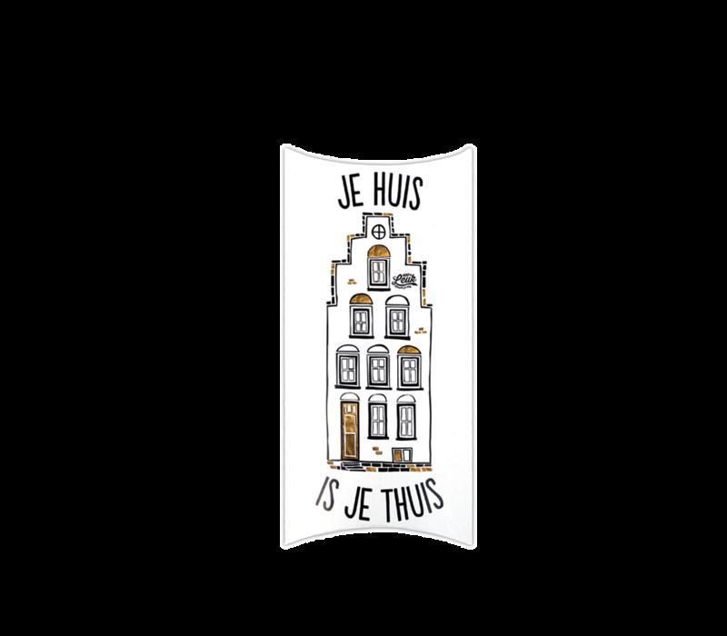 Zeep - Je huis is je thuis