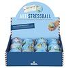 Kingspoint Anti stressbal wereldbol