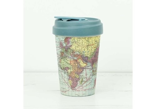Bamboo cup Around the world