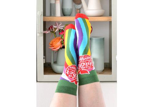 Studio Inktvis Teacher socks