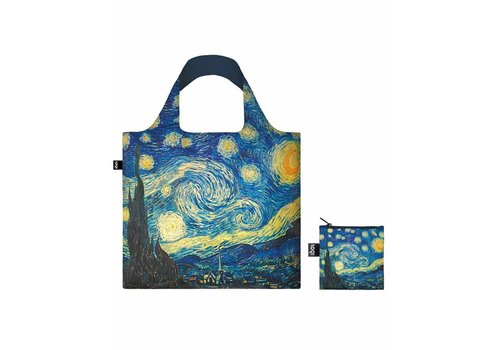 Loqi Bag Museum Col. - The Starry Night