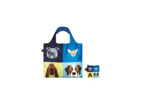 LOQI Bag Stephen Cheetham - Dogs