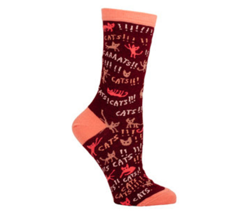 Dames sokken - Cats!