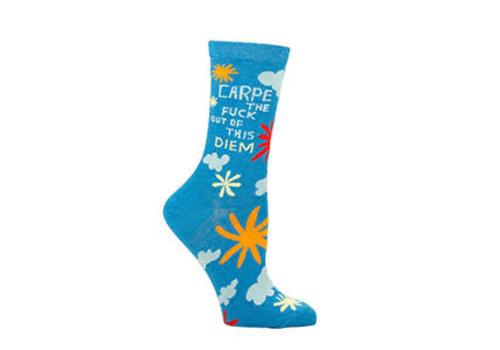 Cortina Dames sokken - Carpe Diem