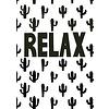 Housevitamin Ansichtkaart Relax