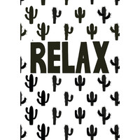 Ansichtkaart Relax