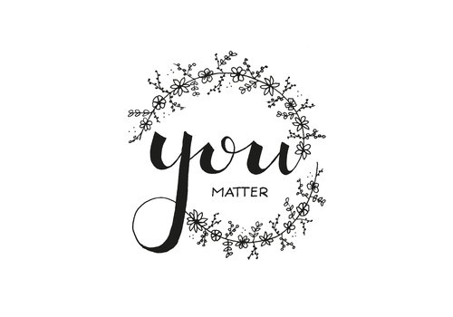 Housevitamin You matter