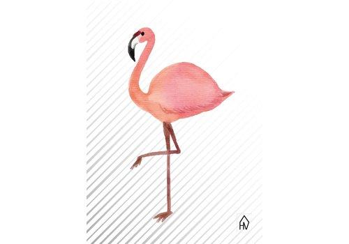 Housevitamin Flamingo