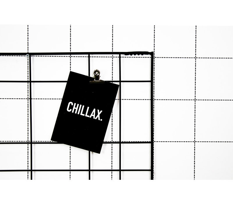Ansichtkaart Chillax