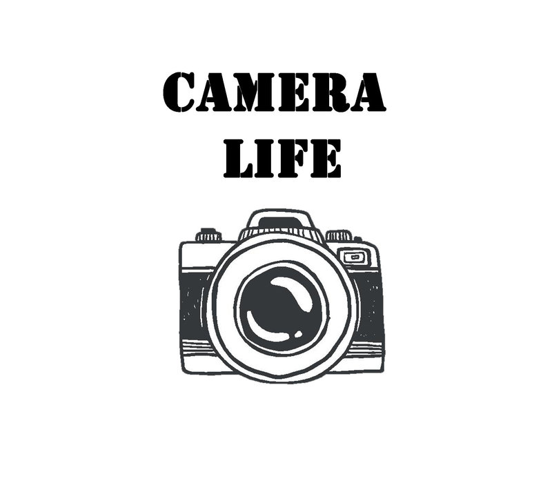 Ansichtkaart Camera Life