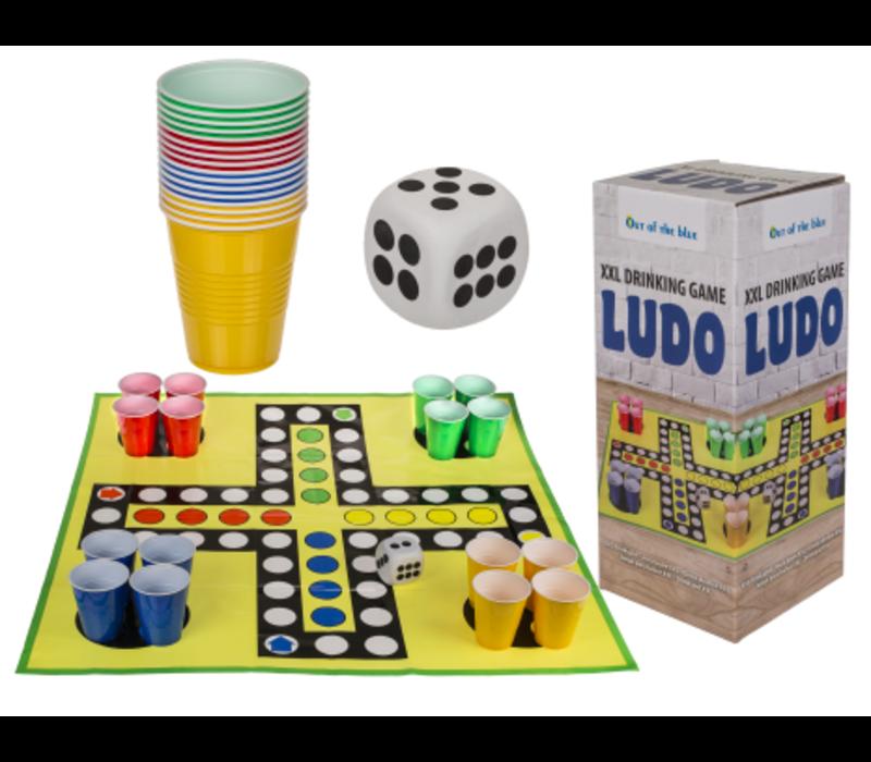 Drankspel XXL drinking Ludo