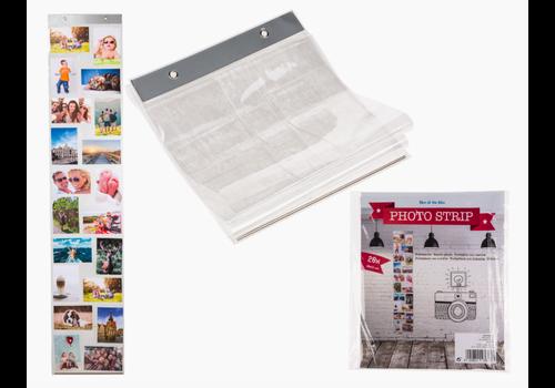 Plastic Foto Strip voor 20 foto's