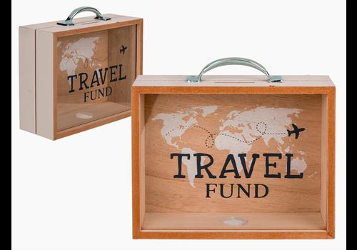 Spaarpot - Travel Fund