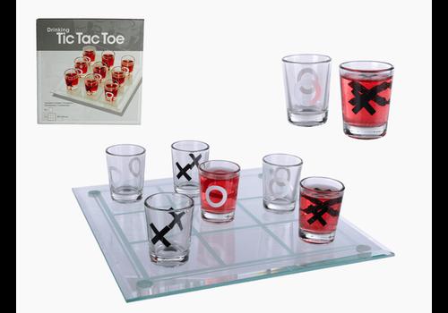 Drankspel Tic Tac Toe