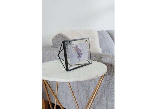 Prisma fotolijst 10x15cm Zwart