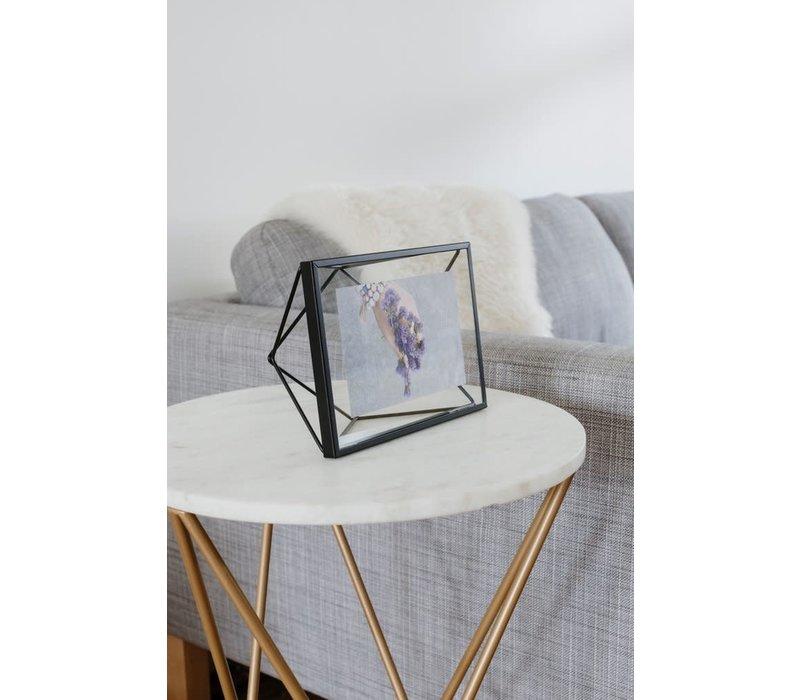 Prisma- fotolijst zwart - 10x15cm