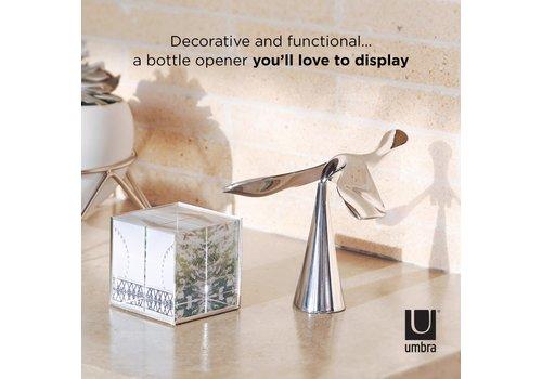 Tipsy | bottle opener | flesopener chrome