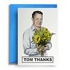 Quite Good Cards Wenskaart Tom Thanks