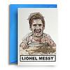 Quite Good Cards Wenskaart Lionel Messy