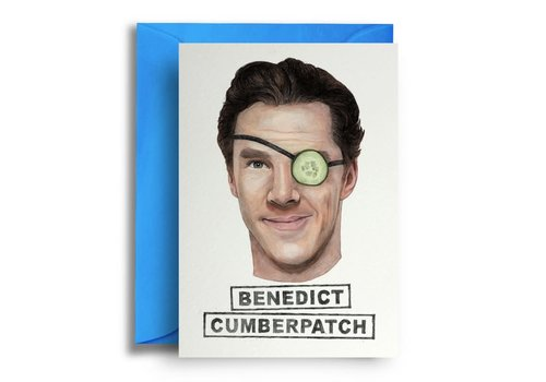 Quite Good Cards Benedict Cumberpatch