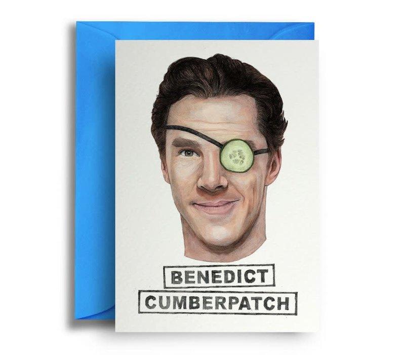 Wenskaart Benedict Cumberpatch