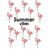 Housevitamin Ansichtkaart Summer vibes