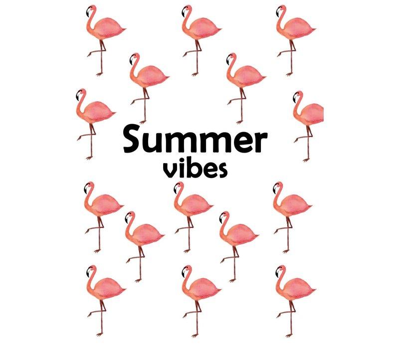 Ansichtkaart Summer vibes