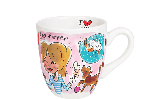 BLOND AMSTERDAM Minimug dog lover