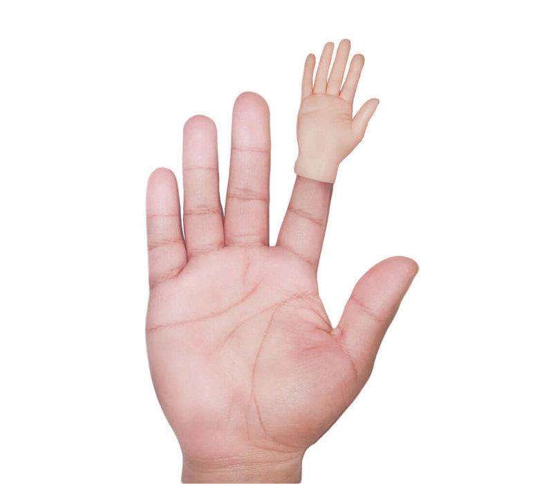 Fingerpuppet Hand