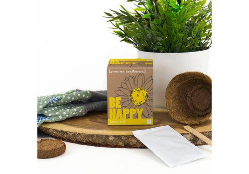 Cortina Grow Me | Be Happy | Plantje