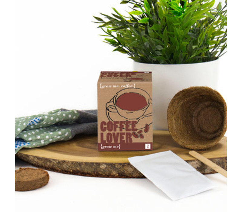 Plantje Grow me - Coffee lover
