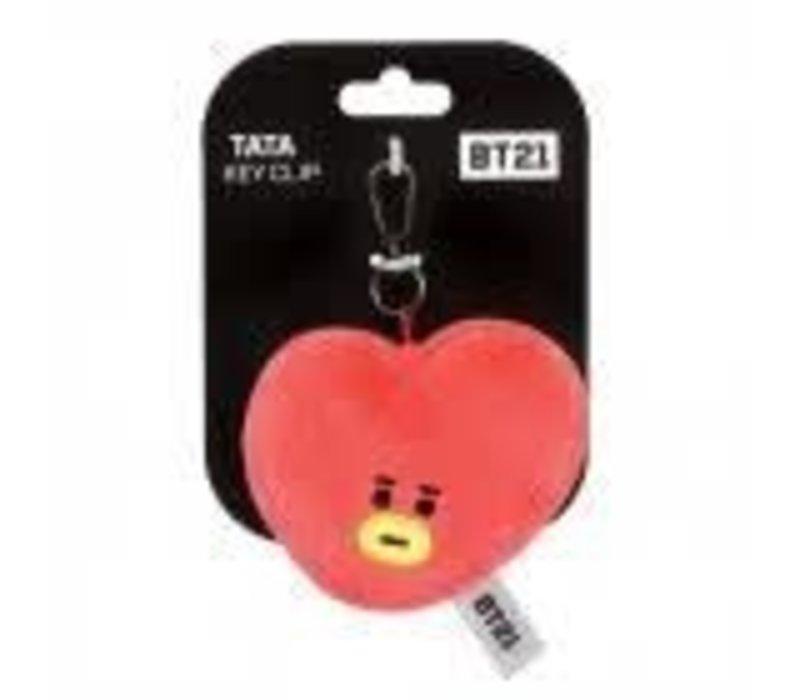 BT21 TATA sleutelhanger 9 cm