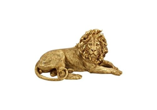 Werner Voss Beeld Leeuw Mufaso goud